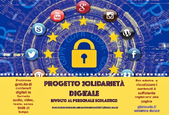 Immagine in evidenza nuovo sito - PROGETTO SOLIDARIETA' DIGITALE